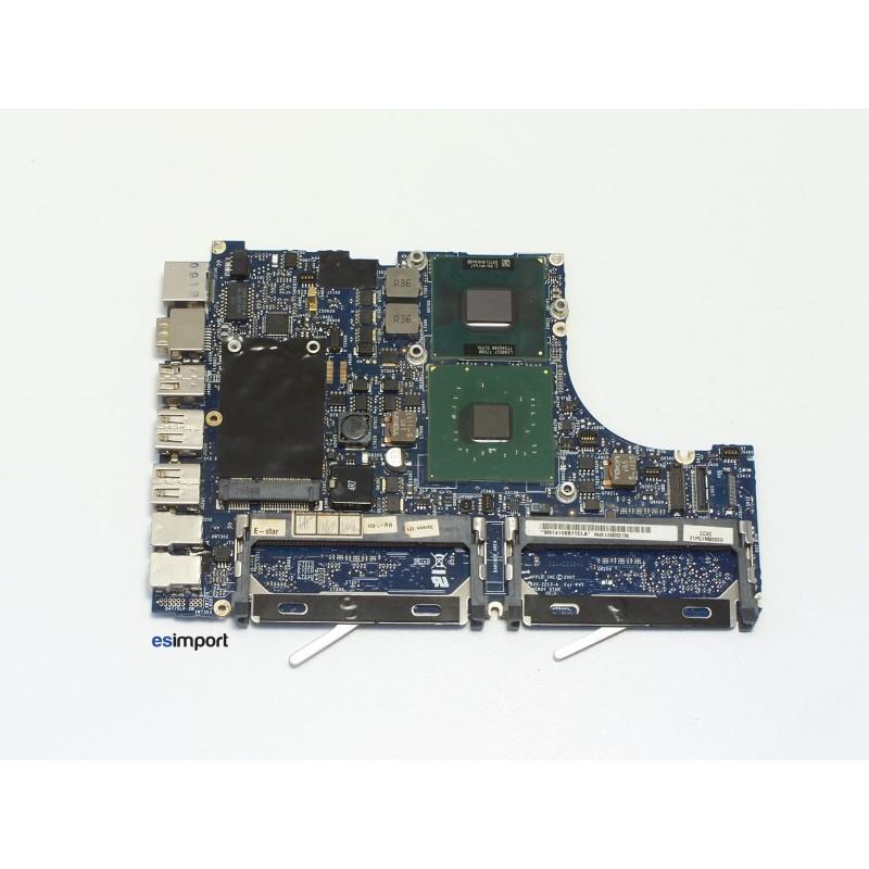 carte m re d 39 occasion pour macbook 13 pouces logic board apple macbook. Black Bedroom Furniture Sets. Home Design Ideas