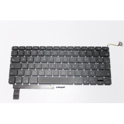 "clavier CANADA macbook  pro unibody A1286 15"" 2009 - 2011"
