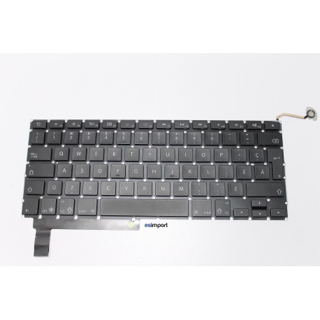 "clavier macbook CANADA pro unibody A1286 15"" 2009 - 2011"