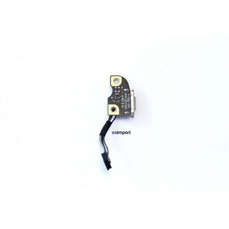 connecteur magsafe macbook unibody A1278 A1286 A1297 modèle 2009 - 2011