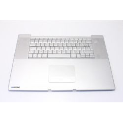 "topcase français AZERTY macbook pro 17"" A1261 / A1229 reconditionné GRADE A"