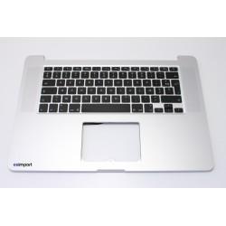 "topcase français AZERTY macbook pro 15"" retina A1398"