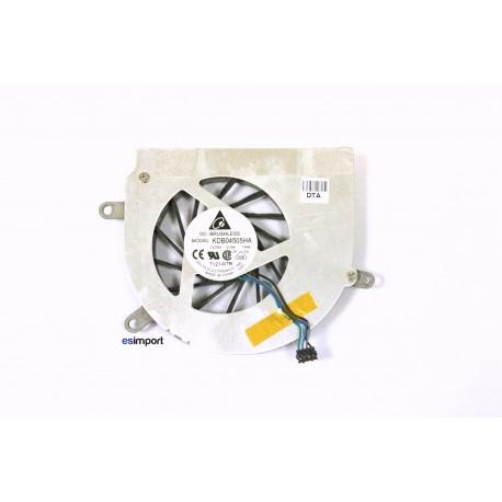 """ventilateur gauche macbook pro 17"""" A1226"""