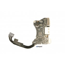 "carte fille alimentation magsafe macbook air 11"" A1370"