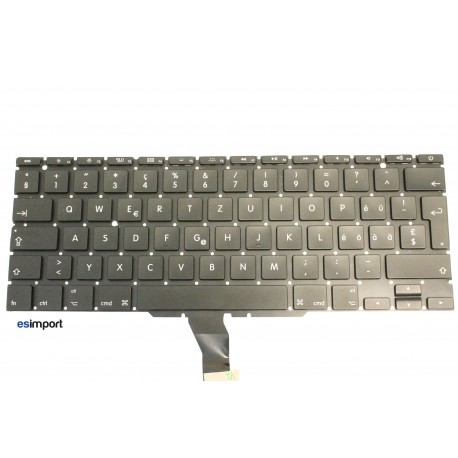 "clavier macbook Air 11"" A1370 SUISSE"