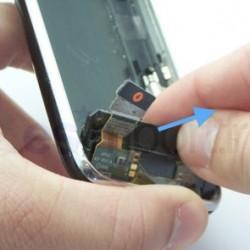 tuto iPhone 3GS – changement de la coque arrière complète