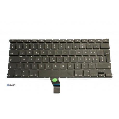 clavier suisse pour macbook air 13 pouces a1369 a1466. Black Bedroom Furniture Sets. Home Design Ideas