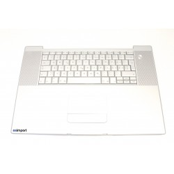 "topcase français AZERTY macbook pro 17"" A1261"