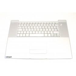 """topcase suisse QWERTZ macbook pro 17"""" A1261 / A1229 reconditionné GRADE A"""