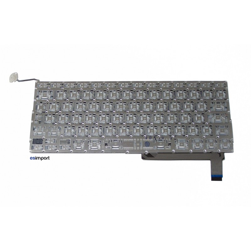 clavier de rechange macbook pro 15 unibody a1286 15 2012. Black Bedroom Furniture Sets. Home Design Ideas