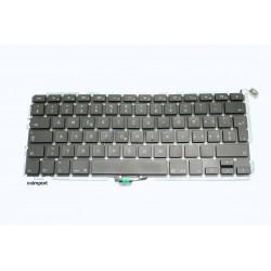 clavier suisse qwerty pour macbook 13 unibody r paration clavier suisse macbook unibody 13. Black Bedroom Furniture Sets. Home Design Ideas