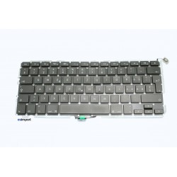 "clavier SUISSE macbook unibody 13"" A1278 grade A 2012 GRADE A"