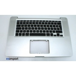 top case clavier complet macbook pro 15 A1286 modèle 2009 - 2011 reconditionné GRADE A