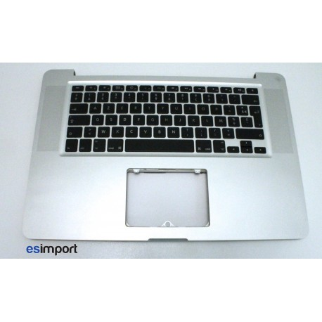 top case clavier complet macbook pro 15 A1286 modèle 2009 - 2011 GRADE A