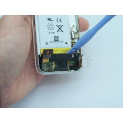 Remplacement du dock connecteur d'origine sur un iphone 3GS