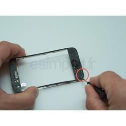 Changement du tactile / digitizer sur un iphone 3GS