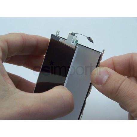 Démontage et remplacement du LCD sur un iphone 3GS