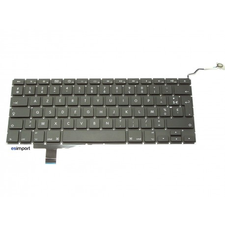 clavier macbook pro unibody 17""