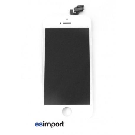 écran blanc iphone 5S