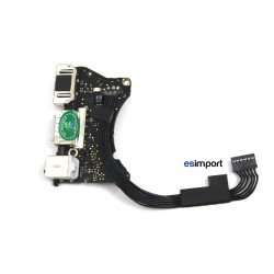 "carte fille alimentation magsafe macbook Air 13"" A1465 2013"