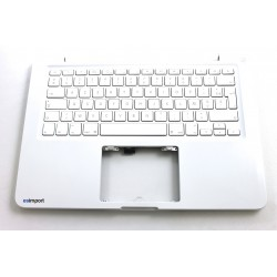 topcase MACBOOK unibody 13'' polymère A1342 reconditionné GRADE A FR AZERTY