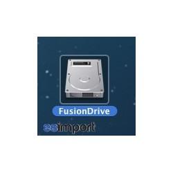 """Tuto Création d'un FusionDrive disque SSD/Disque dur iMac 27"""" A1312"""