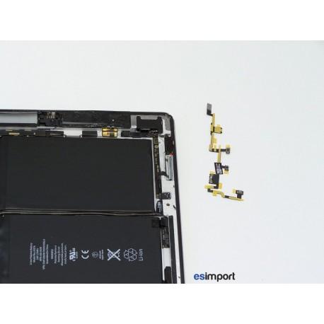 changement de la nappe boutons sur un ipad 2 GSM A1396