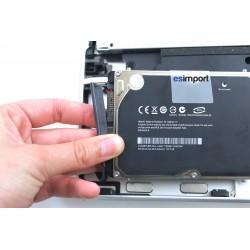 "Tuto changement disque dur MacBook 15"" A1286 2008"