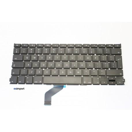 clavier UK macbook pro 13 retina A1425