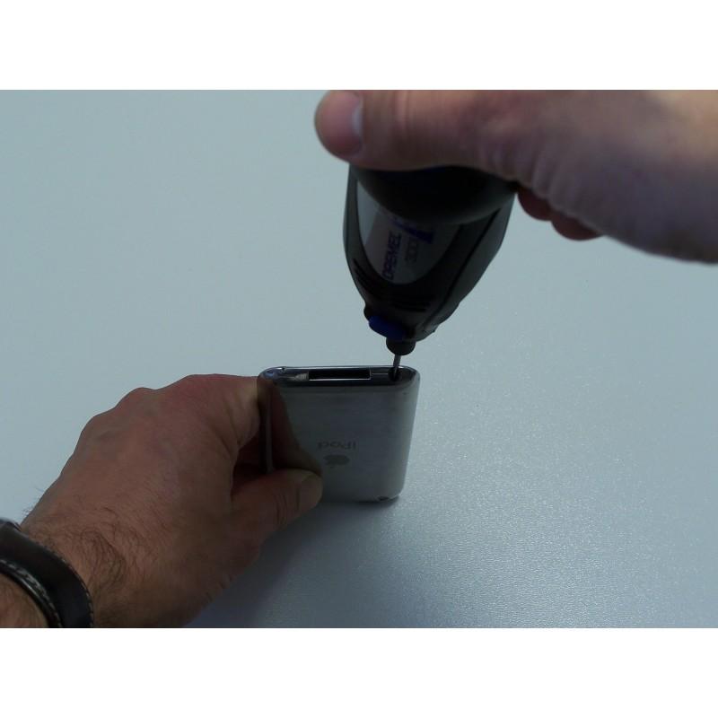 r paration ipod touch tuto pour extraire un morceau de jack coinc. Black Bedroom Furniture Sets. Home Design Ideas