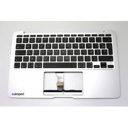 """topcase complet macbook air 11"""" FR A1370 A1465 2012 - 2014 reconditionné grade A"""