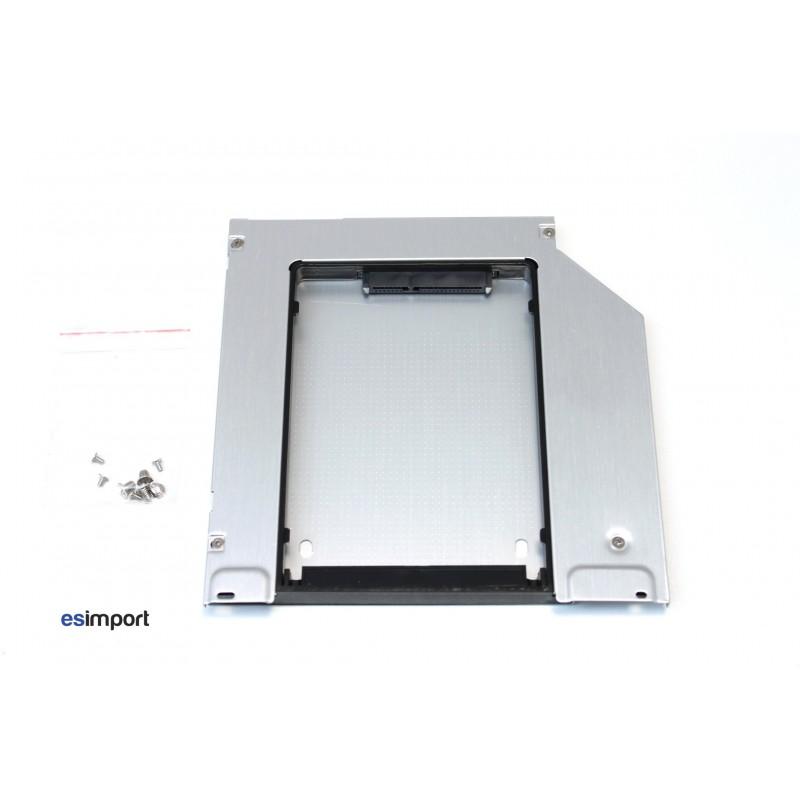 adaptateur disque dur interne sata 9 5mm. Black Bedroom Furniture Sets. Home Design Ideas