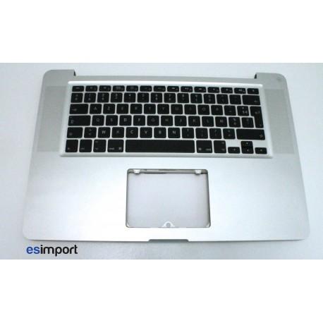 top case clavier complet macbook pro 15 A1286 modèle 2009 - 2011 GRADE A