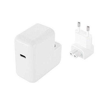 "Chargeur d'origine Macbook 12"" USB-C 29W"