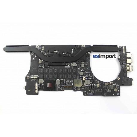 Carte-mère macbook retina A1398 Mi 2012 2,6Ghz i7 16Go RAM reconditionnée