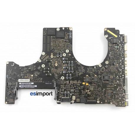 Carte-mère macbook A1286 2GHZ modèle début 2011