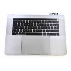 Topcase complet neuf Macbook A1706 Touchbar Gris sidéral