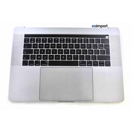 Topcase complet neuf Macbook A1706 Touchbar Gris sidéral