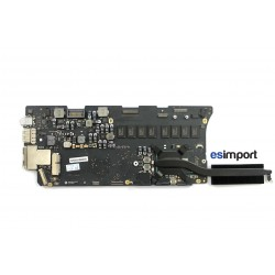 Carte-mère macbook retina A1502 Fin 2013 2,4Ghz i5 4Go RAM reconditionnée