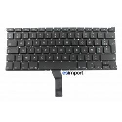 clavier français macbook air 13 pouces A1369 modèle 2010