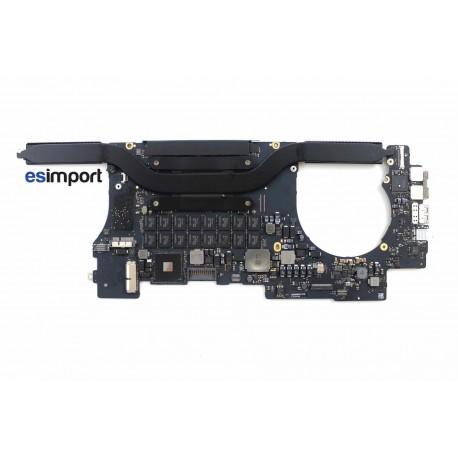 Carte-mère macbook retina A1398 fin 2013 2,3Ghz i7 8Go RAM reconditionnée