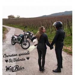 Location moto électrique 4h - forfait St Valentin