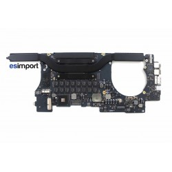 Carte-mère macbook retina A1398 fin 2013 2,0Ghz i7 8Go RAM reconditionnée