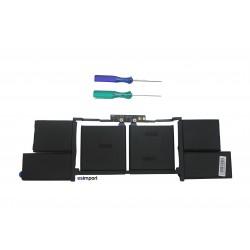 Batterie MacBook pro 15 A1953 modèle macbook A1990