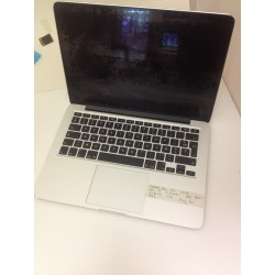 "Macbook Pro 13"" 2014 2.6GHz Intel Core i5 8GO RAM SSD 120GO MacOS BigSur"
