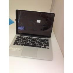 "Macbook Pro 13"" 2014 occasion 2.6GHz Intel Core i5 8GO RAM SSD 128GO MacOS BigSur"
