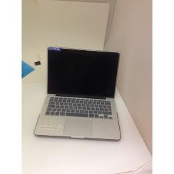 "Macbook Pro 13"" 2014 occasion 2.6GHz Intel Core i5 8GO RAM SSD 250GO MacOS BigSur"