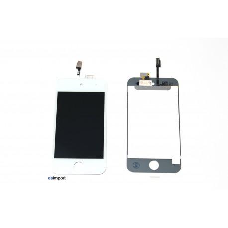écran tactile complet ipod touch 4 BLANC
