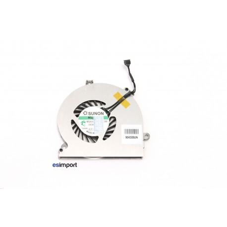 """ventilateur macbook 13"""" A1181 - connecteur plat"""