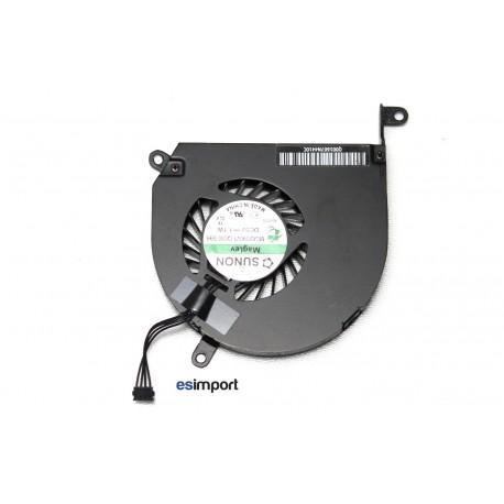 ventilateur gauche macbook pro 15 uni A1286